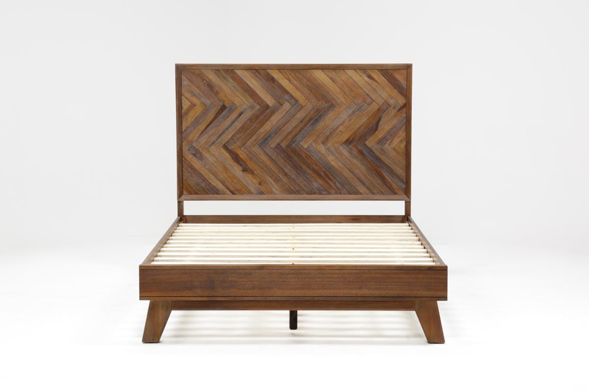 Exceptionnel Sidney Full Platform Bed   360