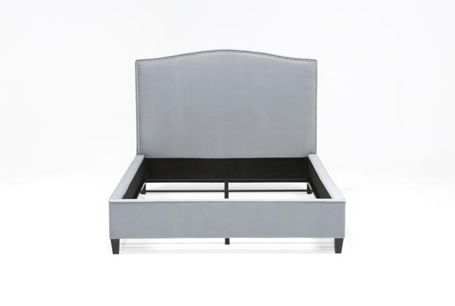 Kate Dove Full Upholstered Bed - 360