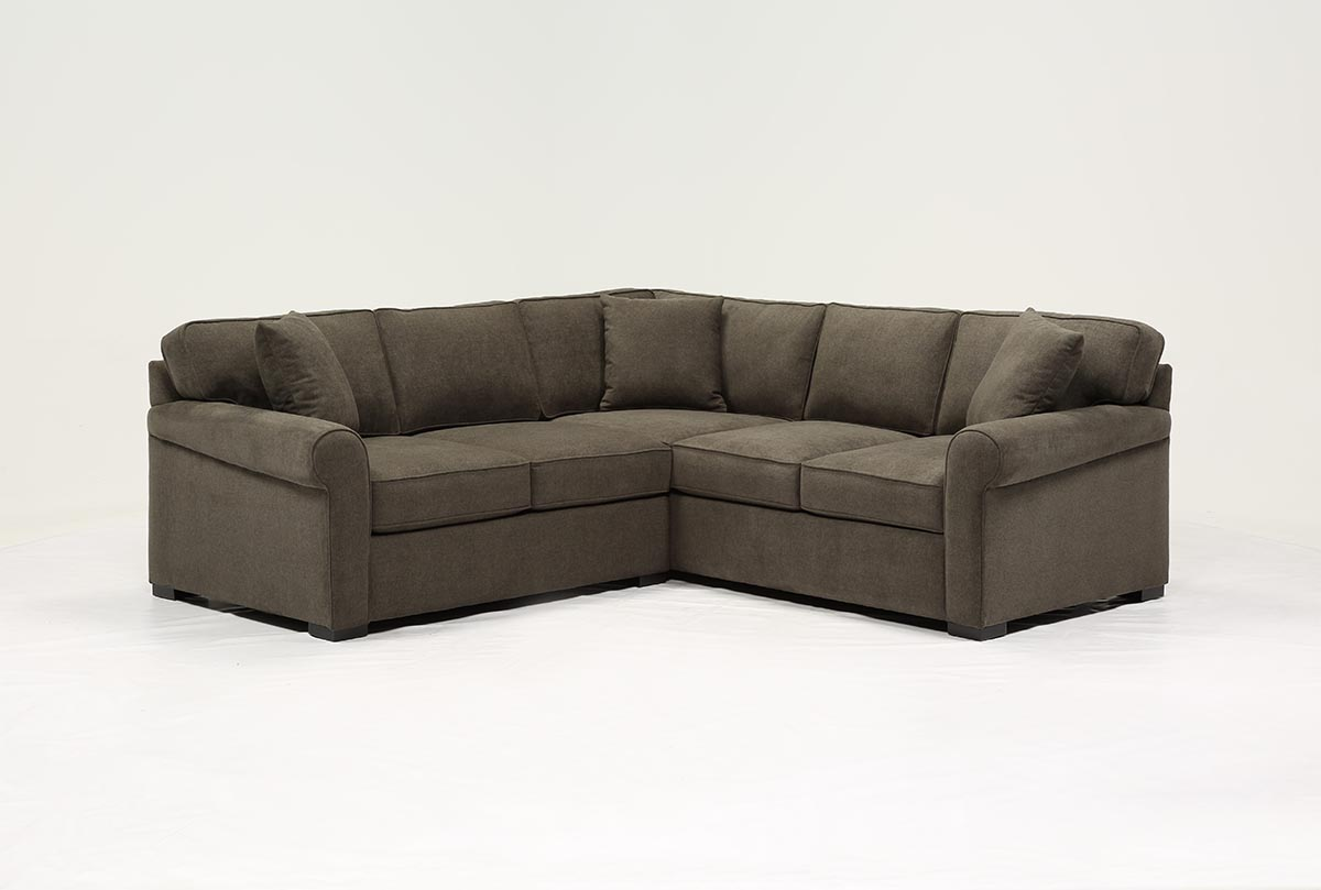 Elm Grande 2 Piece Sectional   360