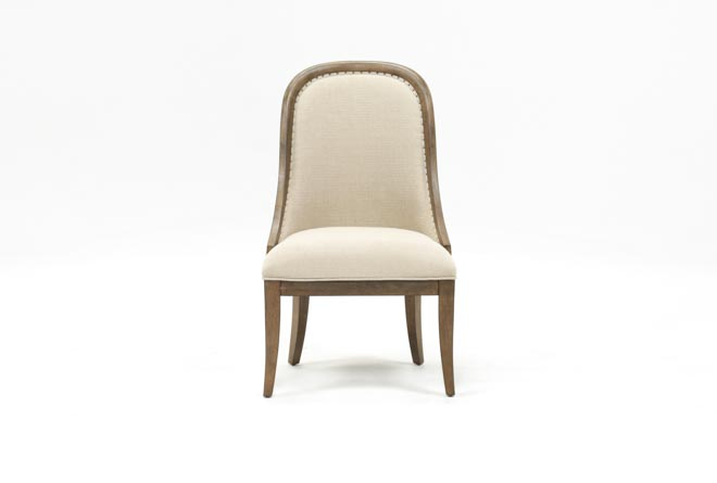 Belmont Upholstered Arm Chair - 360