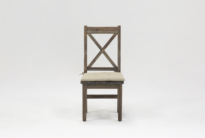 Mallard Side Chair W/Cushion - 360