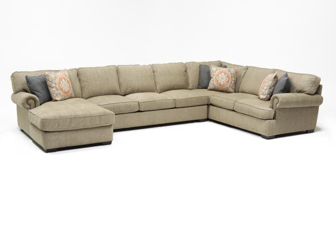 Campbell 3 Piece Sectional - 360