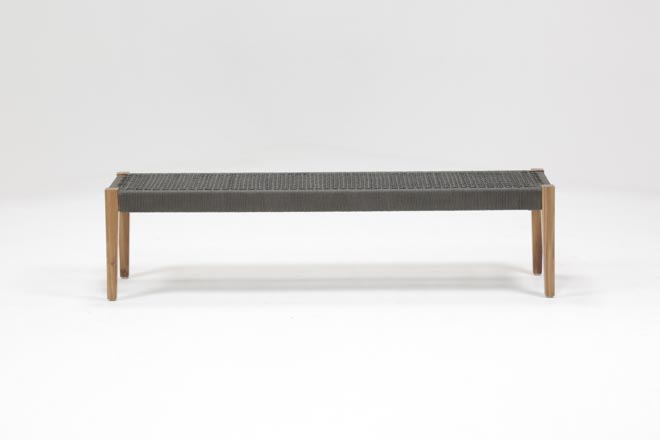 Outdoor Sienna Bench - 360