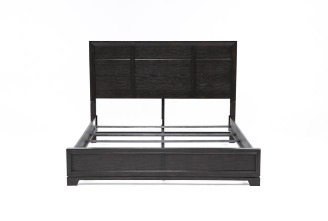 Flynn Eastern King Panel Bed - 360