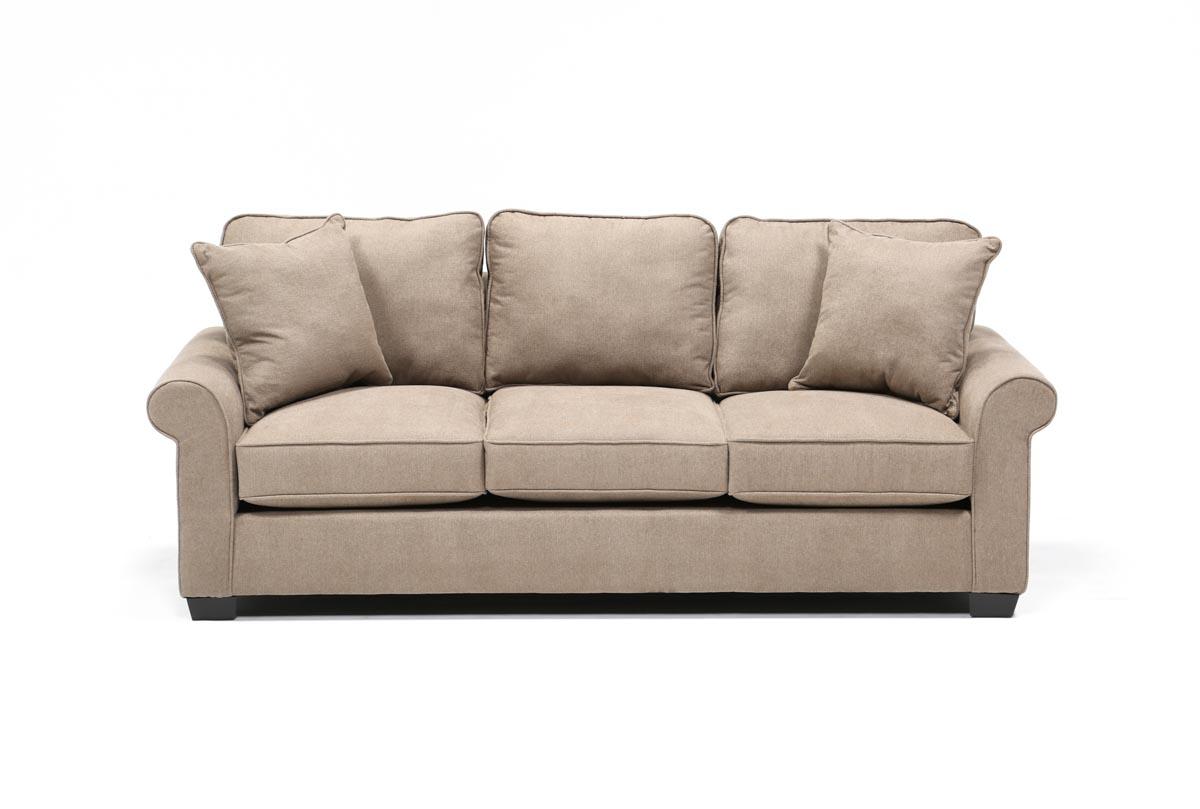quinn sofa living spaces. Black Bedroom Furniture Sets. Home Design Ideas