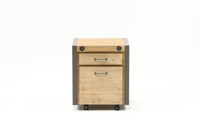 Whistler Mobile File Cabinet - 360