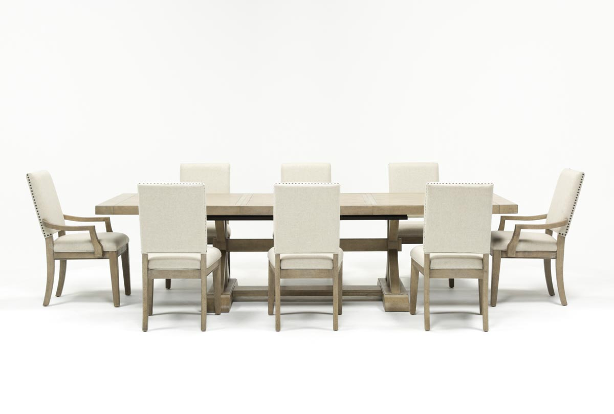 Walden 9 Piece Extension Dining Set   360