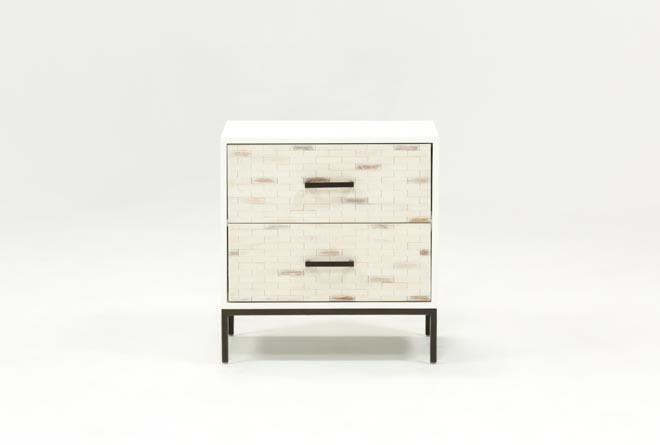 Elden 2-Drawer Nightstand - 360