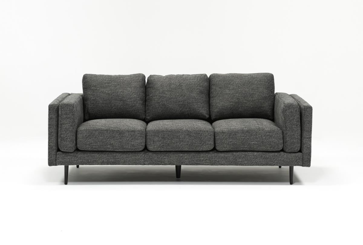 Aquarius Dark Grey Sofa 360