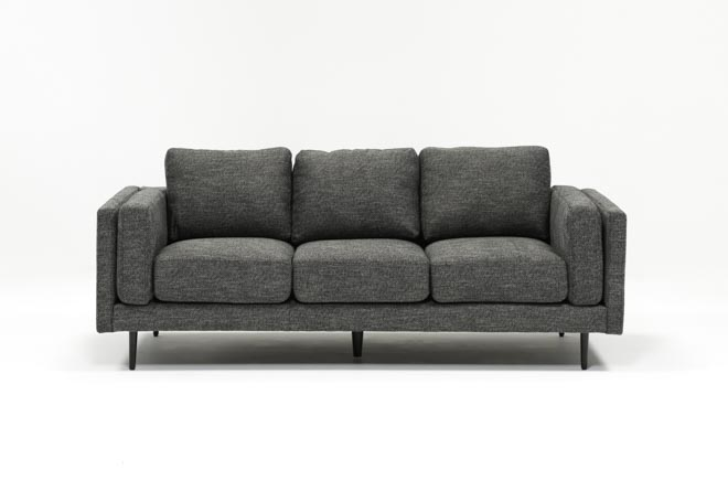 Aquarius Dark Grey Sofa - 360