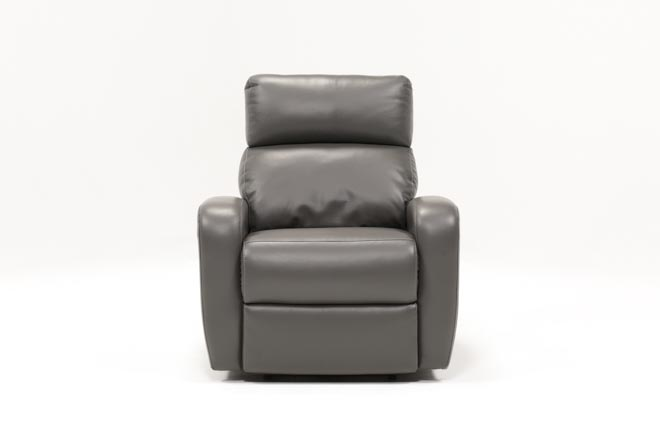 Darwin Graphite Power Wallaway Recliner - 360