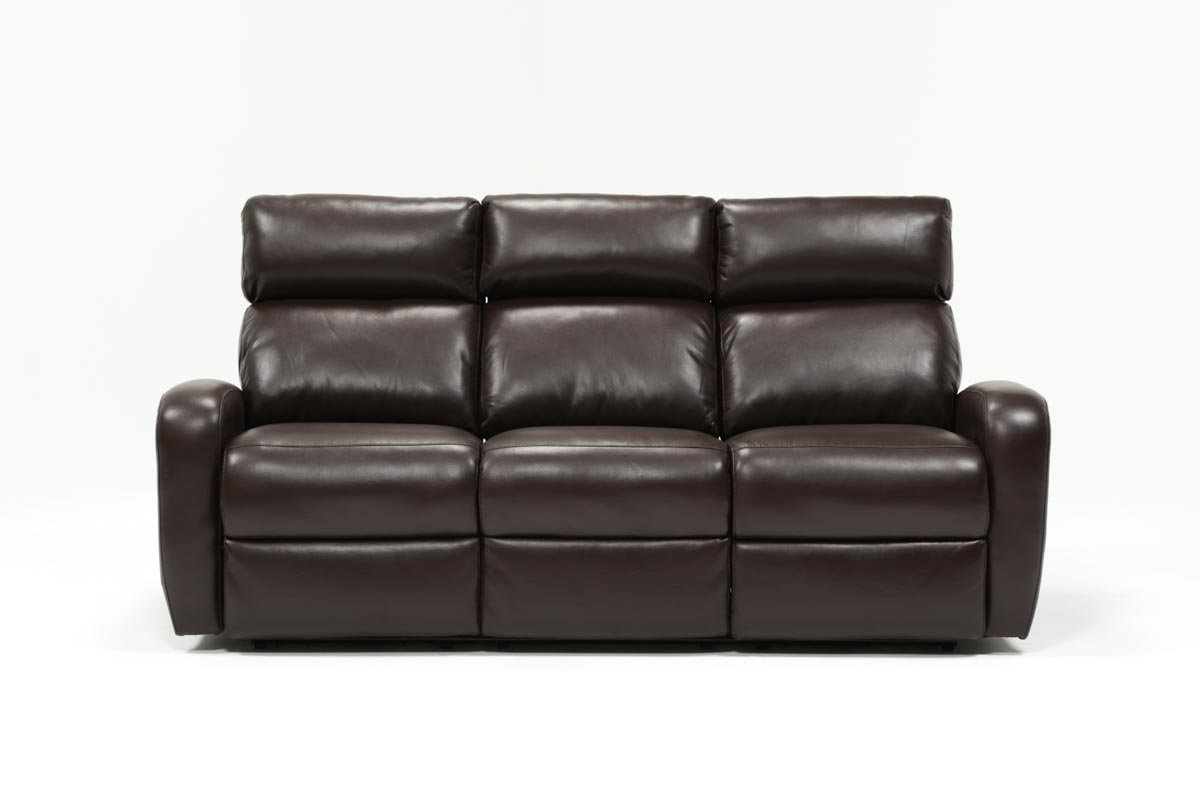 Darwin Chocolate Power Reclining Sofa   360