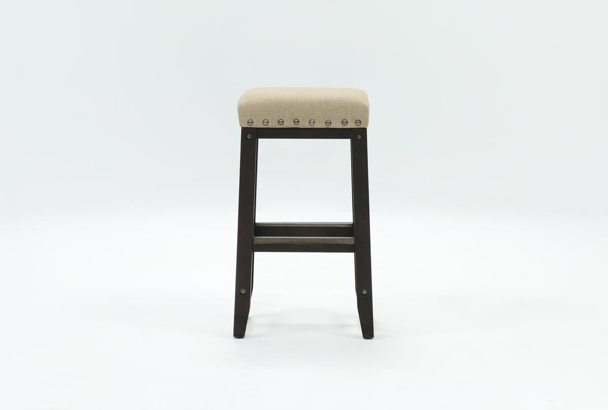 Jaxon Upholstered Barstool 360