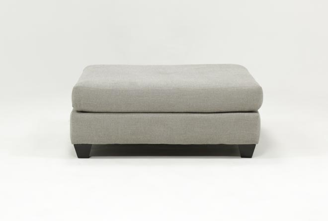 Harper Down Square Cocktail Ottoman - 360