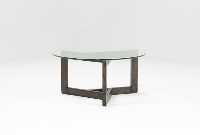 Riker Round Cocktail Table - 360