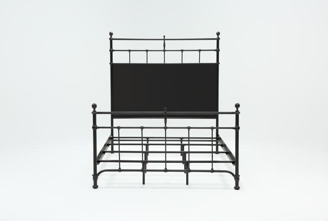 Magnolia Home Trellis Eastern King Panel Bed By Joanna Gaines - 360
