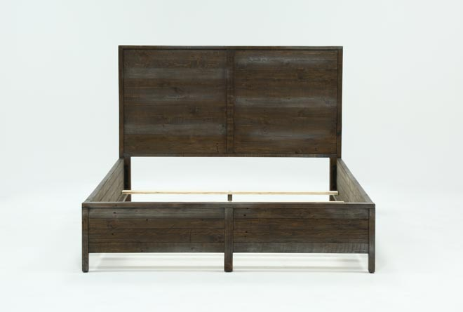 Colton Queen Panel Bed - 360