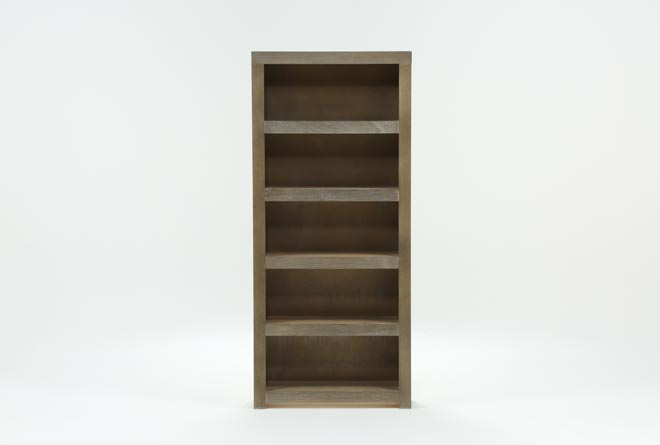 Gazebo 72 Inch Bookcase - 360