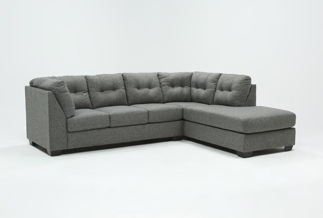 Arrowmask 2 Piece Sectional W/Raf Chaise - 360