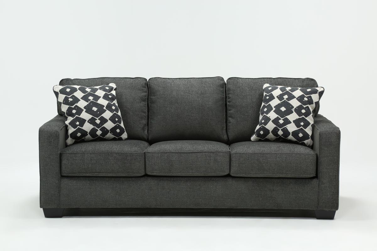Turdur Queen Sofa Sleeper   Living Spaces