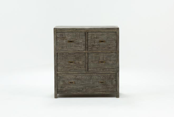 Combs 5 Drawer Chest Of Drawers - 360