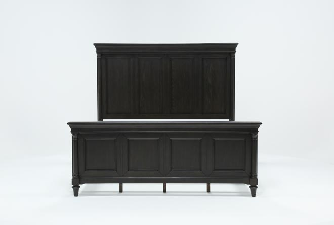 Deanne California King Panel Bed - 360