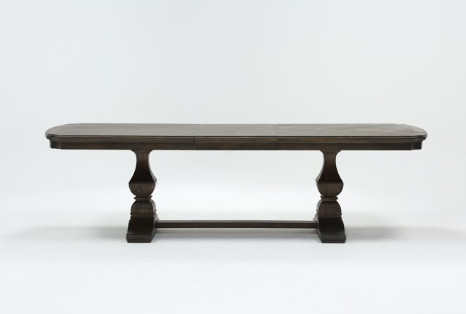 Laurent Rectangle Dining Table - 360