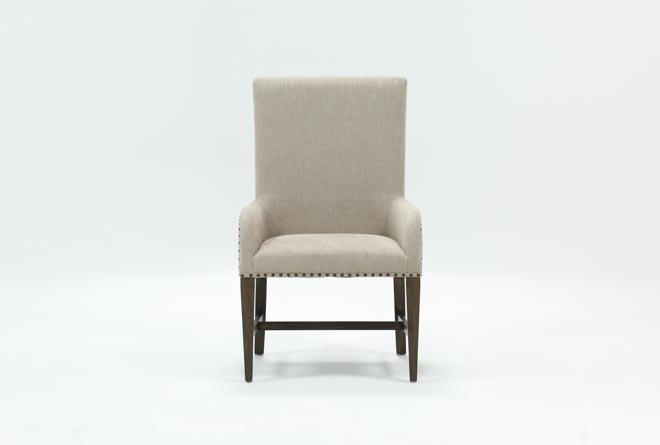 Laurent Host Arm Chair - 360