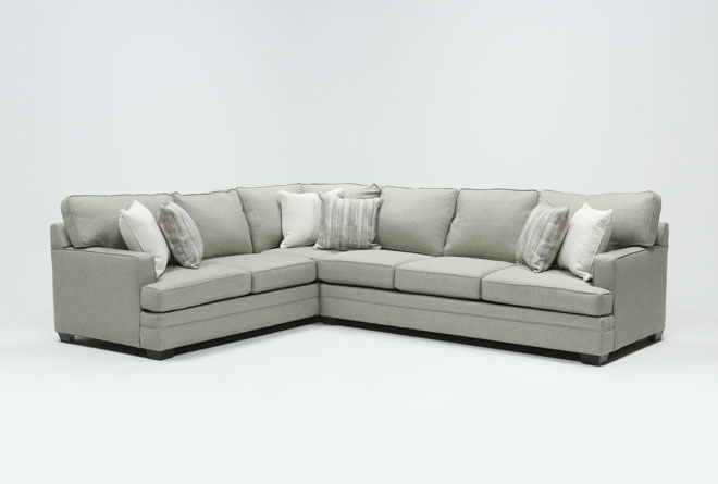 Josephine II 2 Piece Sectional With Right Arm Facing Sofa - 360
