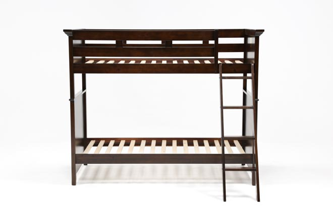 Dalton Twin Over Twin Bunk Bed - 360