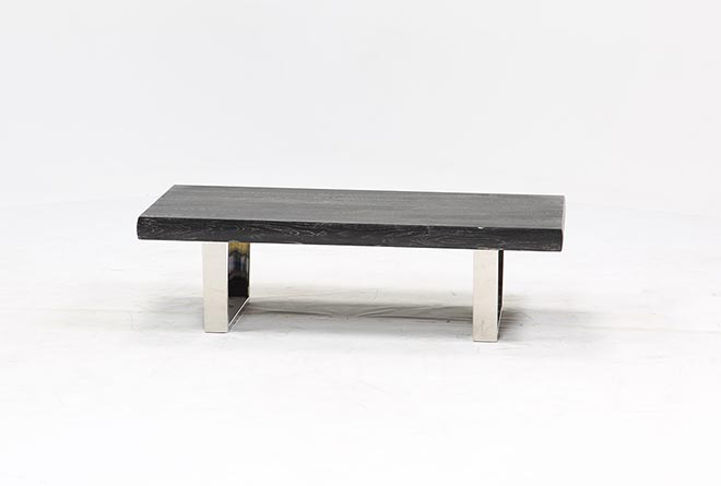 Bateau Grey Cocktail Table - 360