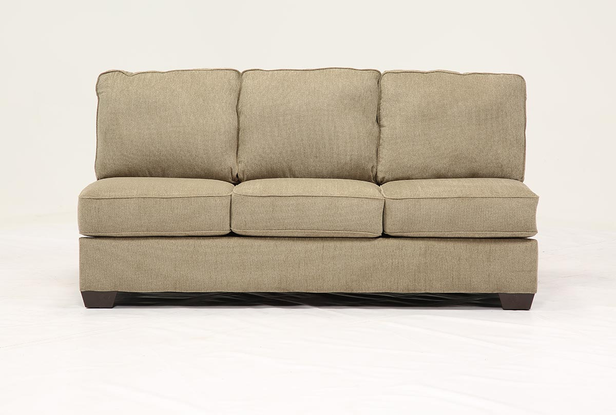 couch armless collection sofa younger products chill