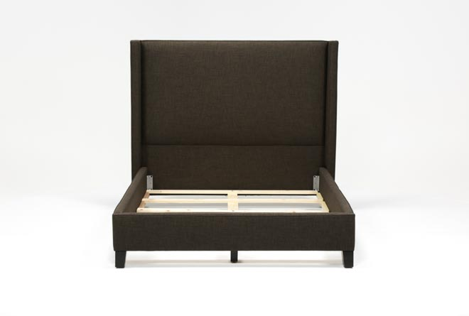 Gage Eastern King Upholstered Panel Bed - 360