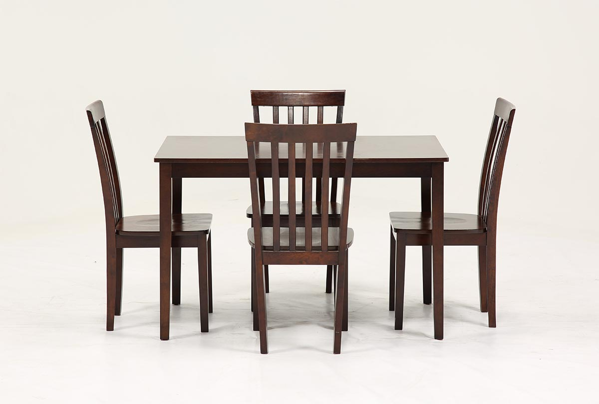 Carson II 5 Piece Dining Set | Living Spaces