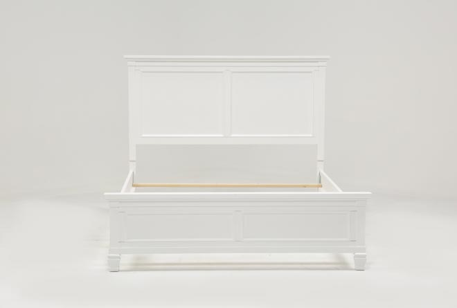 Albany Eastern King Panel Bed - 360