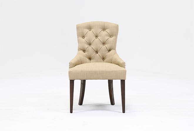 Jefferson Upholstered Side Chair - 360