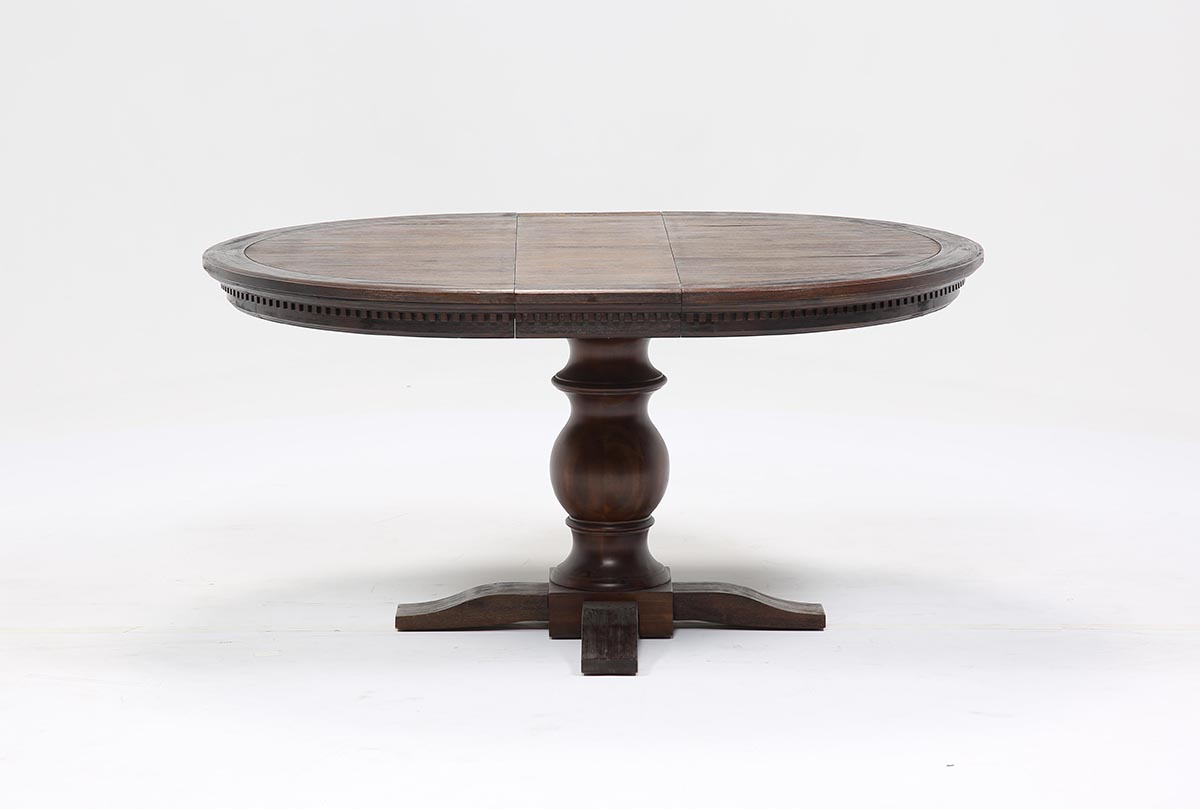 Jefferson Extension Round Dining Table 360