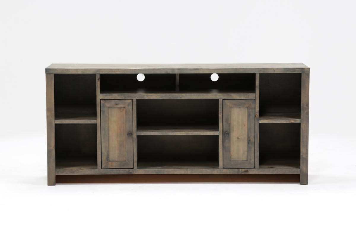 living spaces tv stand. Ducar 75 Inch TV Stand - 360 Living Spaces Tv