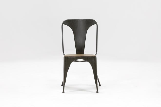 Amos Side Chair - 360