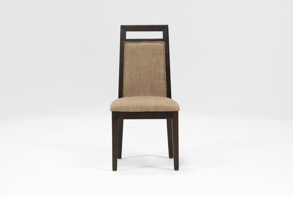 Charmant Spencer Upholstered Side Chair   360
