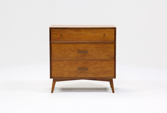 Alton Cherry Media Chest - 360