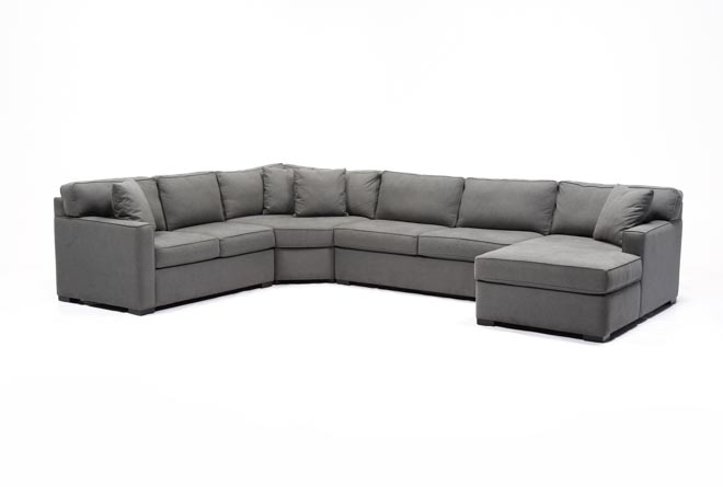 Alder 4 Piece Sectional - 360