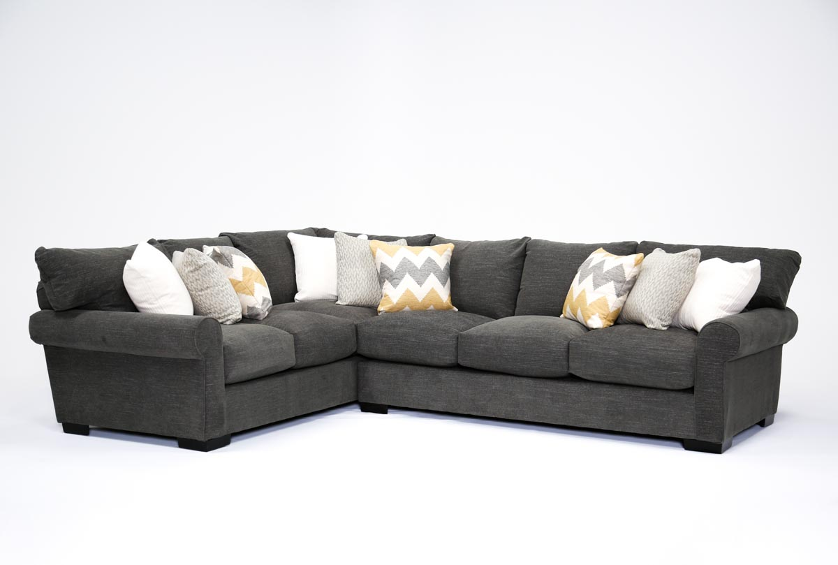 Aurora 2 Piece Sectional | Living Spaces