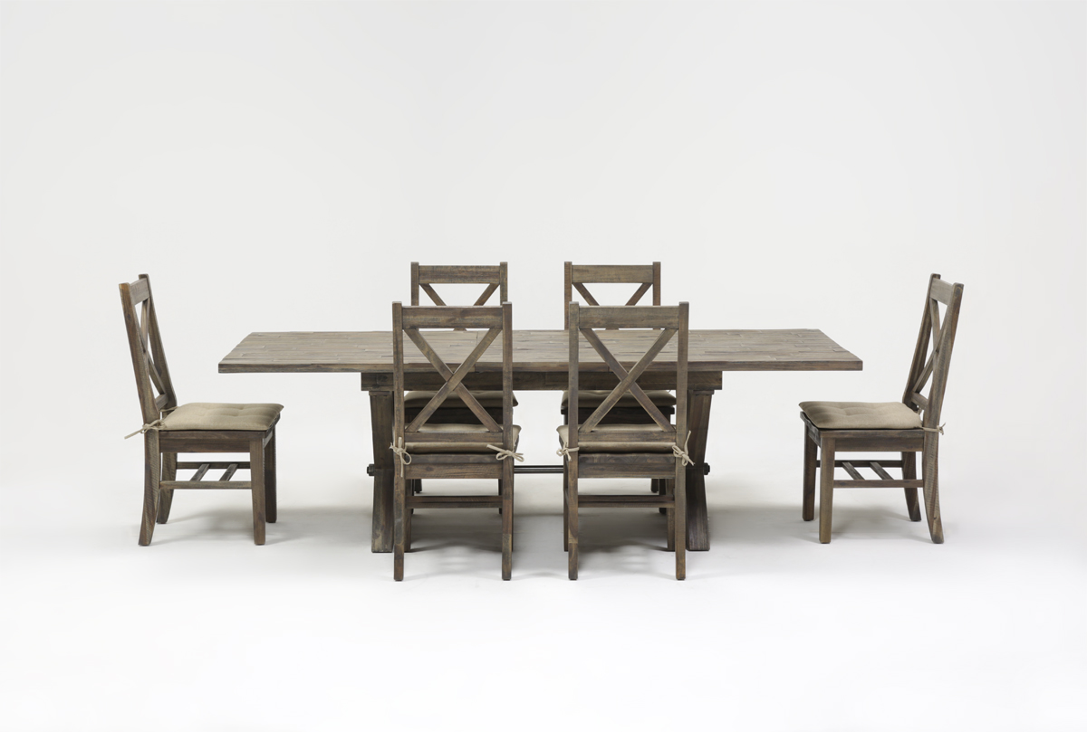 Mallard 7 Piece Extension Dining Set