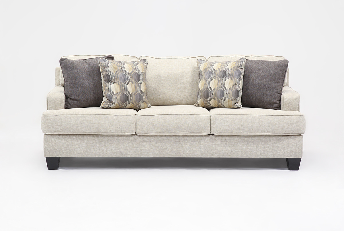 brielyn linen sofa  . brielyn linen sofa  living spaces