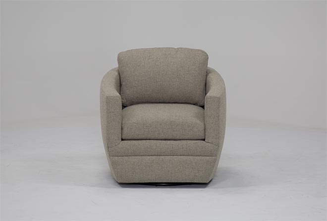 Chadwick Swivel Chair - 360