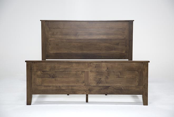 Franklin California King Panel Bed - 360