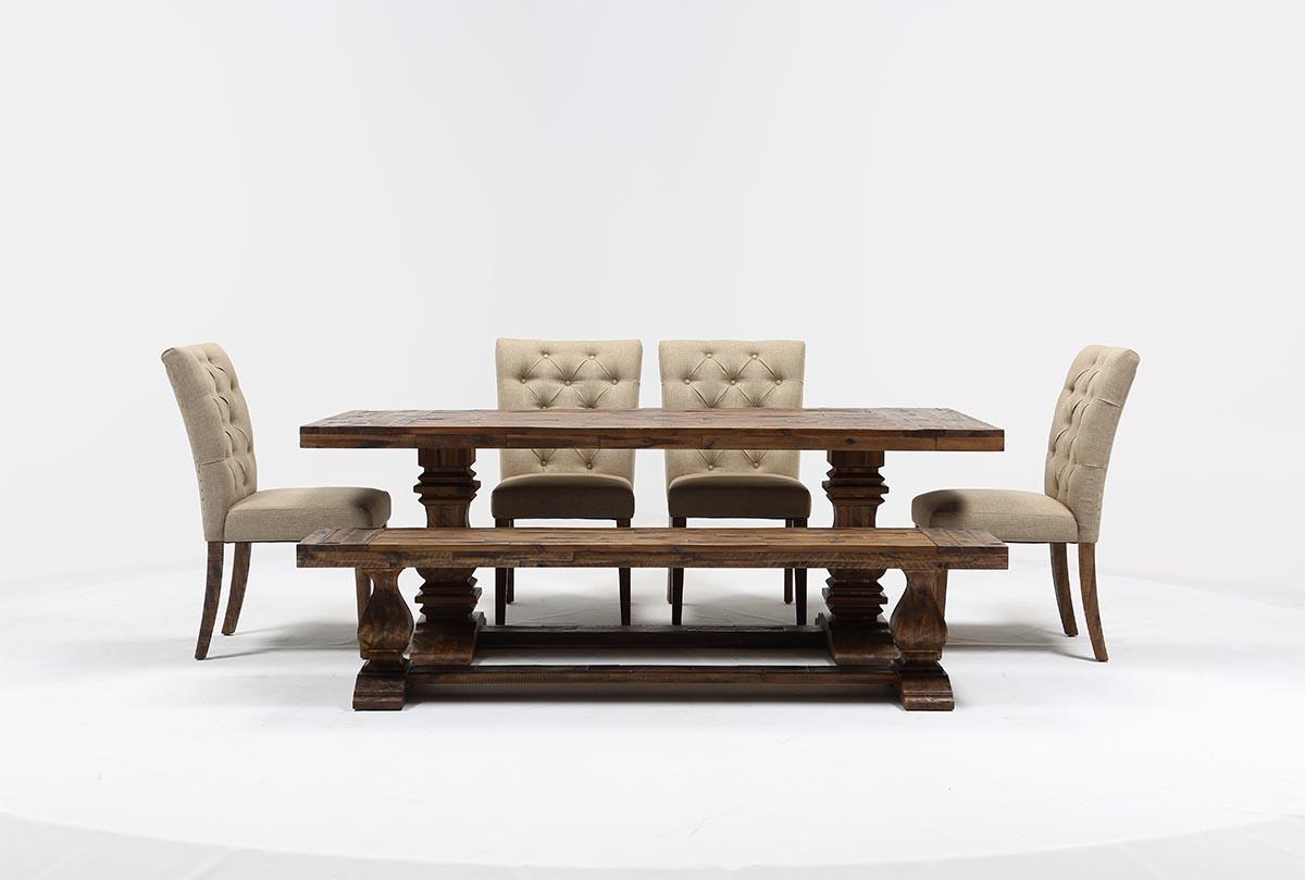 Partridge 6 Piece Dining Set | Living Spaces