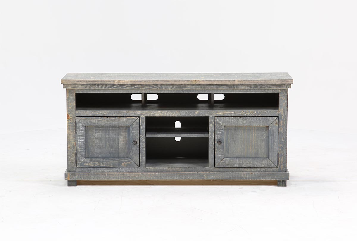 Sinclair blue 64 inch tv stand 360