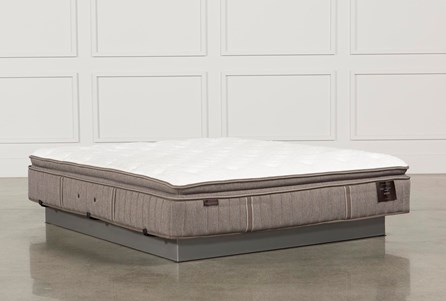Display product reviews for SCARBOROUGH PLUSH EURO PILLOW TOP CALIFORNIA KING MATTRESS